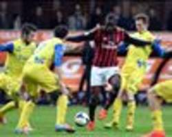 De Jong: Balotelli is like a Ferrari