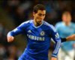 Hazard misses Chelsea training ahead of Atletico Madrid clash