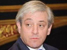 Speaker John Bercow has run up half a MILLION pounds in expenses - including £26,000 in formal dresswear and £100,000 in overseas jaunts
