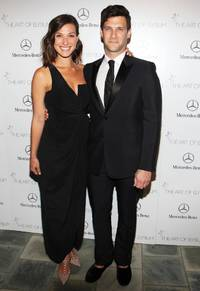Justin Bartha and Lia Smith Welcome First Child