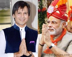 Vivek Oberoi: Narendra Modiji talks less and works more