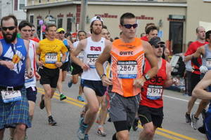 More than 70 Framingham Runners in the 118th Boston Marathon