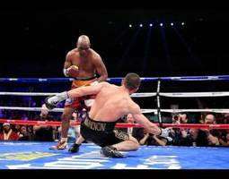 Bernard Hopkins Becomes Oldest to Unify World Titles