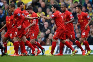Liverpool likely to win Barclays Premier League title